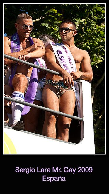 Mister Gay España 2009